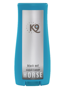 K9 HORSE Odżywka dla karych koni Black Out Conditioner 300 ml
