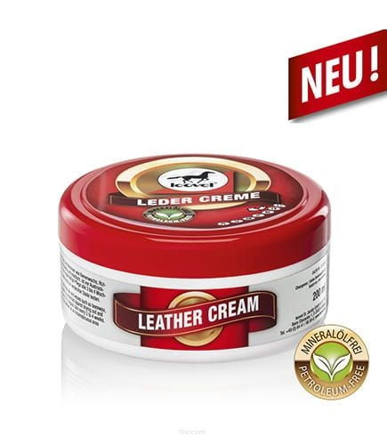 LEOVET LEATHER CARE Cream 200 ml
